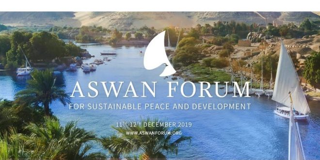 Aswan Forum 2019: UNDP's experts discuss interlinkages between sustaining peace and development in Africa